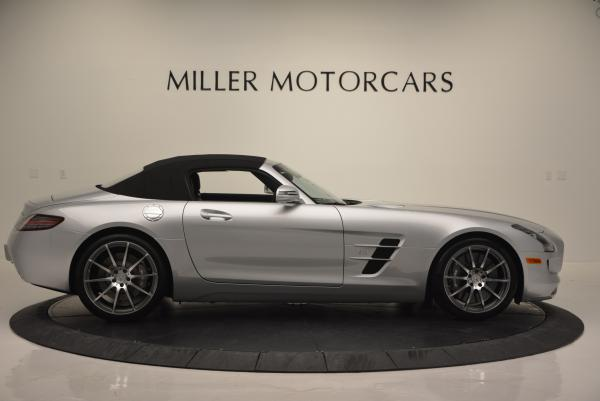 Used 2012 Mercedes Benz SLS AMG for sale Sold at Rolls-Royce Motor Cars Greenwich in Greenwich CT 06830 21