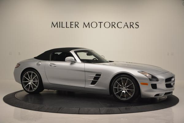Used 2012 Mercedes Benz SLS AMG for sale Sold at Rolls-Royce Motor Cars Greenwich in Greenwich CT 06830 22