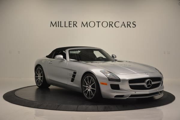 Used 2012 Mercedes Benz SLS AMG for sale Sold at Rolls-Royce Motor Cars Greenwich in Greenwich CT 06830 23