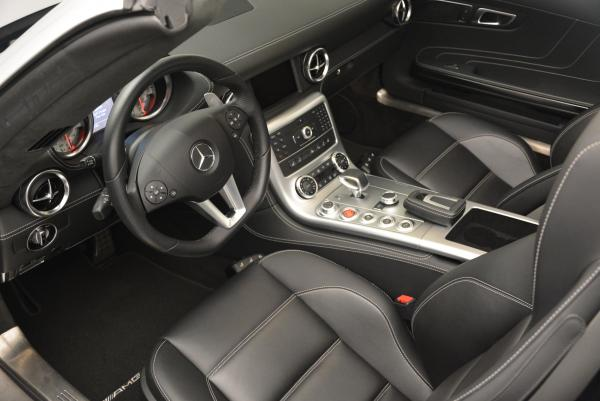 Used 2012 Mercedes Benz SLS AMG for sale Sold at Rolls-Royce Motor Cars Greenwich in Greenwich CT 06830 24