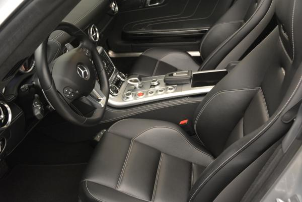 Used 2012 Mercedes Benz SLS AMG for sale Sold at Rolls-Royce Motor Cars Greenwich in Greenwich CT 06830 25