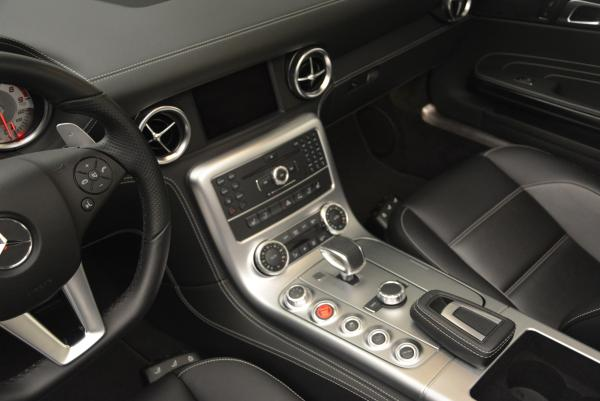 Used 2012 Mercedes Benz SLS AMG for sale Sold at Rolls-Royce Motor Cars Greenwich in Greenwich CT 06830 27