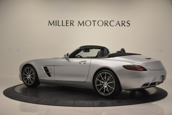 Used 2012 Mercedes Benz SLS AMG for sale Sold at Rolls-Royce Motor Cars Greenwich in Greenwich CT 06830 4