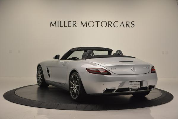 Used 2012 Mercedes Benz SLS AMG for sale Sold at Rolls-Royce Motor Cars Greenwich in Greenwich CT 06830 5