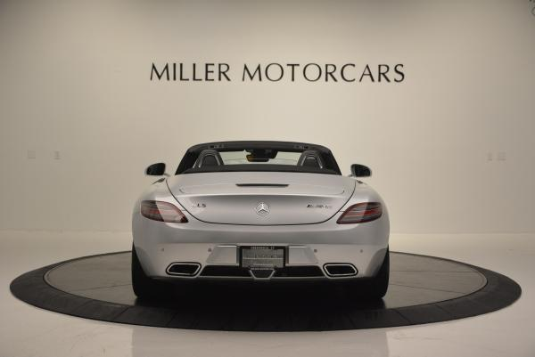Used 2012 Mercedes Benz SLS AMG for sale Sold at Rolls-Royce Motor Cars Greenwich in Greenwich CT 06830 6