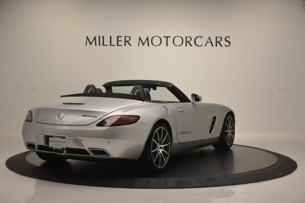 Used 2012 Mercedes Benz SLS AMG for sale Sold at Rolls-Royce Motor Cars Greenwich in Greenwich CT 06830 7
