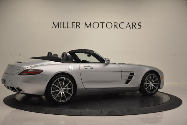 Used 2012 Mercedes Benz SLS AMG for sale Sold at Rolls-Royce Motor Cars Greenwich in Greenwich CT 06830 8
