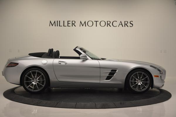 Used 2012 Mercedes Benz SLS AMG for sale Sold at Rolls-Royce Motor Cars Greenwich in Greenwich CT 06830 9