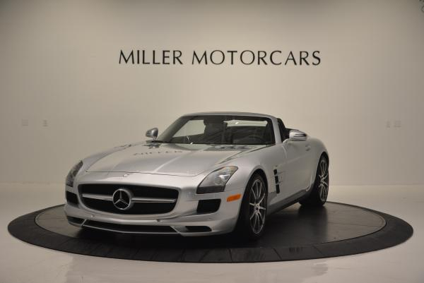 Used 2012 Mercedes Benz SLS AMG for sale Sold at Rolls-Royce Motor Cars Greenwich in Greenwich CT 06830 1