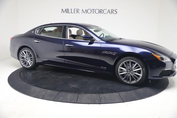 New 2021 Maserati Quattroporte S Q4 GranLusso for sale $126,149 at Rolls-Royce Motor Cars Greenwich in Greenwich CT 06830 10