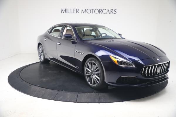 New 2021 Maserati Quattroporte S Q4 GranLusso for sale $126,149 at Rolls-Royce Motor Cars Greenwich in Greenwich CT 06830 11