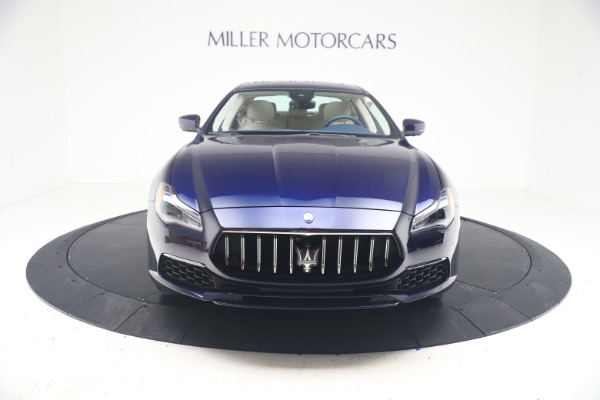 New 2021 Maserati Quattroporte S Q4 GranLusso for sale $126,149 at Rolls-Royce Motor Cars Greenwich in Greenwich CT 06830 12