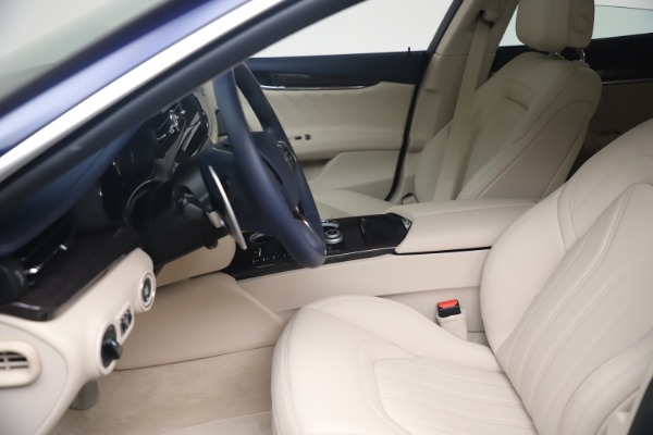 New 2021 Maserati Quattroporte S Q4 GranLusso for sale $126,149 at Rolls-Royce Motor Cars Greenwich in Greenwich CT 06830 14
