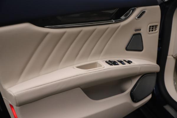New 2021 Maserati Quattroporte S Q4 GranLusso for sale $126,149 at Rolls-Royce Motor Cars Greenwich in Greenwich CT 06830 16