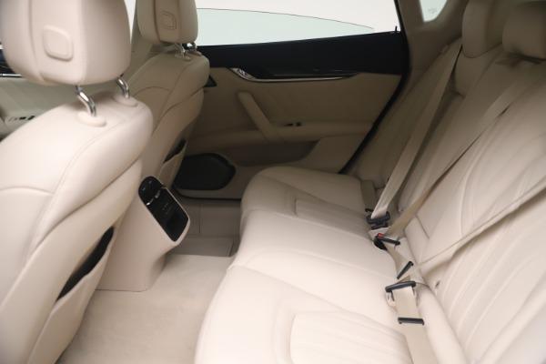 New 2021 Maserati Quattroporte S Q4 GranLusso for sale $126,149 at Rolls-Royce Motor Cars Greenwich in Greenwich CT 06830 17