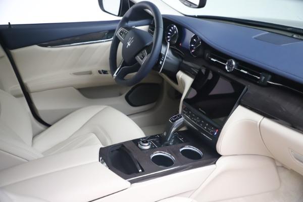 New 2021 Maserati Quattroporte S Q4 GranLusso for sale $126,149 at Rolls-Royce Motor Cars Greenwich in Greenwich CT 06830 18