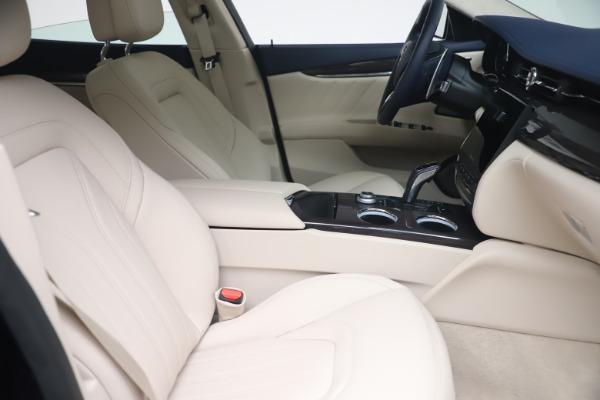 New 2021 Maserati Quattroporte S Q4 GranLusso for sale $126,149 at Rolls-Royce Motor Cars Greenwich in Greenwich CT 06830 19