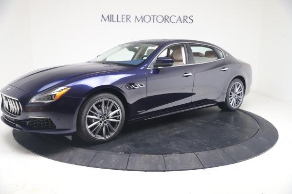 New 2021 Maserati Quattroporte S Q4 GranLusso for sale $126,149 at Rolls-Royce Motor Cars Greenwich in Greenwich CT 06830 2