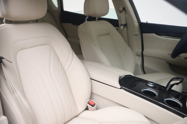 New 2021 Maserati Quattroporte S Q4 GranLusso for sale $126,149 at Rolls-Royce Motor Cars Greenwich in Greenwich CT 06830 20