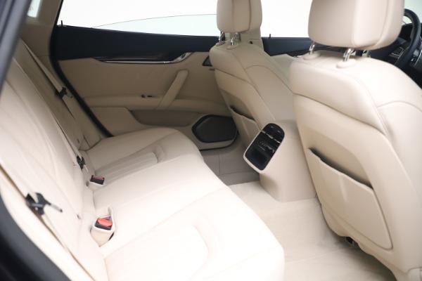 New 2021 Maserati Quattroporte S Q4 GranLusso for sale $126,149 at Rolls-Royce Motor Cars Greenwich in Greenwich CT 06830 21