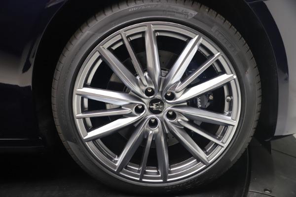 New 2021 Maserati Quattroporte S Q4 GranLusso for sale $126,149 at Rolls-Royce Motor Cars Greenwich in Greenwich CT 06830 23