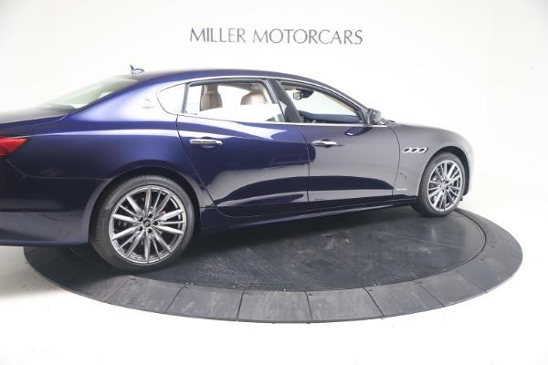 New 2021 Maserati Quattroporte S Q4 GranLusso for sale $126,149 at Rolls-Royce Motor Cars Greenwich in Greenwich CT 06830 8