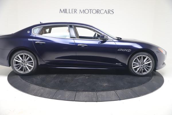 New 2021 Maserati Quattroporte S Q4 GranLusso for sale $126,149 at Rolls-Royce Motor Cars Greenwich in Greenwich CT 06830 9