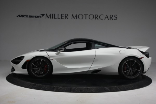 New 2021 McLaren 720S Performance for sale $352,600 at Rolls-Royce Motor Cars Greenwich in Greenwich CT 06830 3