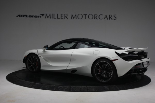 New 2021 McLaren 720S Performance for sale $352,600 at Rolls-Royce Motor Cars Greenwich in Greenwich CT 06830 4