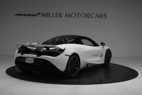 New 2021 McLaren 720S Performance for sale $352,600 at Rolls-Royce Motor Cars Greenwich in Greenwich CT 06830 6