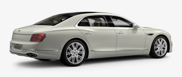 New 2022 Bentley Flying Spur V8 for sale Call for price at Rolls-Royce Motor Cars Greenwich in Greenwich CT 06830 3