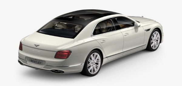New 2022 Bentley Flying Spur V8 for sale Call for price at Rolls-Royce Motor Cars Greenwich in Greenwich CT 06830 4