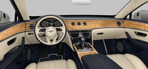 New 2022 Bentley Flying Spur V8 for sale Call for price at Rolls-Royce Motor Cars Greenwich in Greenwich CT 06830 6