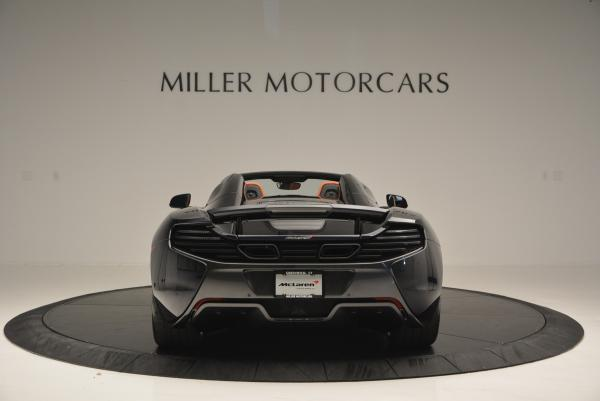 Used 2015 McLaren 650S Spider for sale Sold at Rolls-Royce Motor Cars Greenwich in Greenwich CT 06830 6