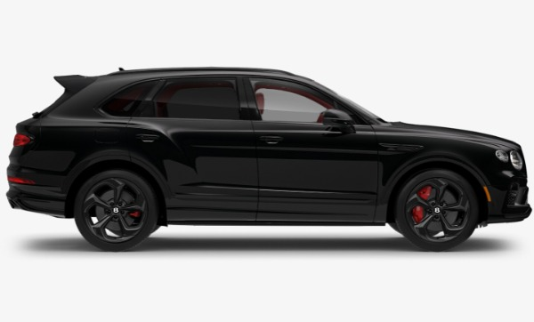 New 2022 Bentley Bentayga S for sale Call for price at Rolls-Royce Motor Cars Greenwich in Greenwich CT 06830 2