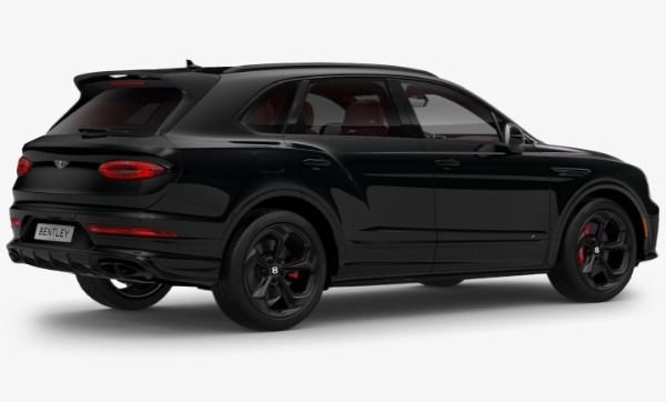 New 2022 Bentley Bentayga S for sale Call for price at Rolls-Royce Motor Cars Greenwich in Greenwich CT 06830 3