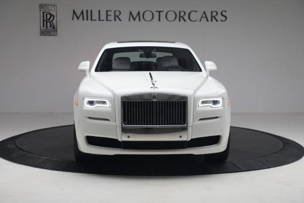 Used 2017 Rolls-Royce Ghost for sale $219,900 at Rolls-Royce Motor Cars Greenwich in Greenwich CT 06830 10