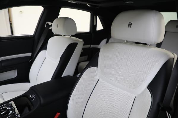 Used 2017 Rolls-Royce Ghost for sale $219,900 at Rolls-Royce Motor Cars Greenwich in Greenwich CT 06830 13