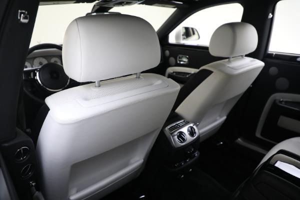 Used 2017 Rolls-Royce Ghost for sale $219,900 at Rolls-Royce Motor Cars Greenwich in Greenwich CT 06830 17