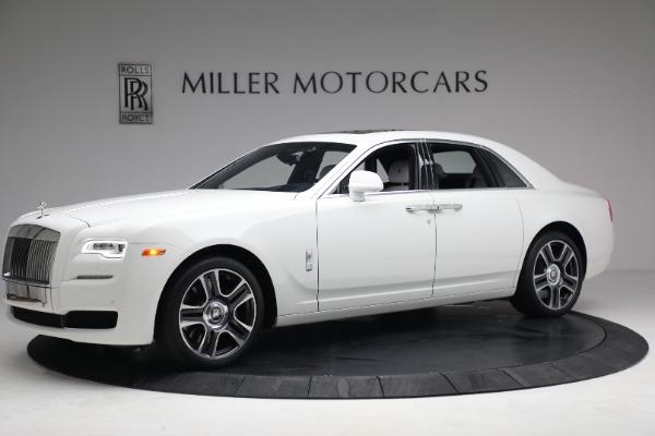 Used 2017 Rolls-Royce Ghost for sale $219,900 at Rolls-Royce Motor Cars Greenwich in Greenwich CT 06830 2