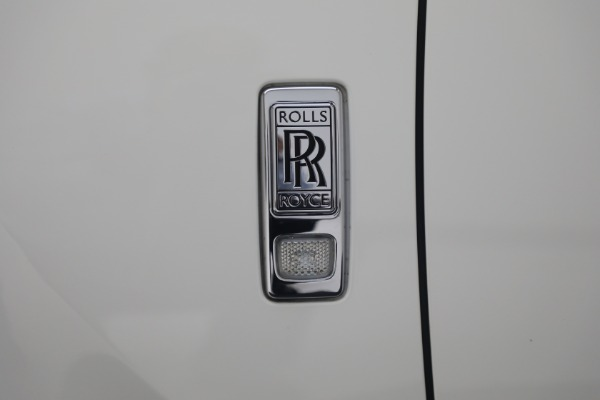Used 2017 Rolls-Royce Ghost for sale $219,900 at Rolls-Royce Motor Cars Greenwich in Greenwich CT 06830 21