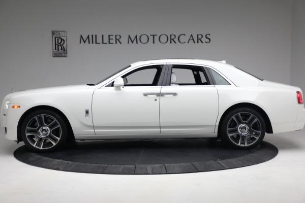 Used 2017 Rolls-Royce Ghost for sale $219,900 at Rolls-Royce Motor Cars Greenwich in Greenwich CT 06830 3