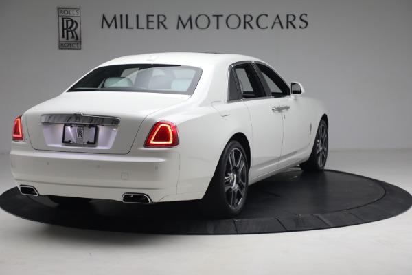 Used 2017 Rolls-Royce Ghost for sale $219,900 at Rolls-Royce Motor Cars Greenwich in Greenwich CT 06830 6