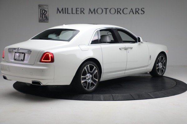 Used 2017 Rolls-Royce Ghost for sale $219,900 at Rolls-Royce Motor Cars Greenwich in Greenwich CT 06830 7