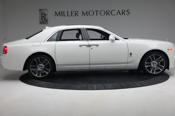 Used 2017 Rolls-Royce Ghost for sale $219,900 at Rolls-Royce Motor Cars Greenwich in Greenwich CT 06830 8