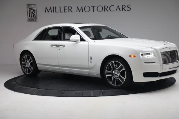 Used 2017 Rolls-Royce Ghost for sale $219,900 at Rolls-Royce Motor Cars Greenwich in Greenwich CT 06830 9