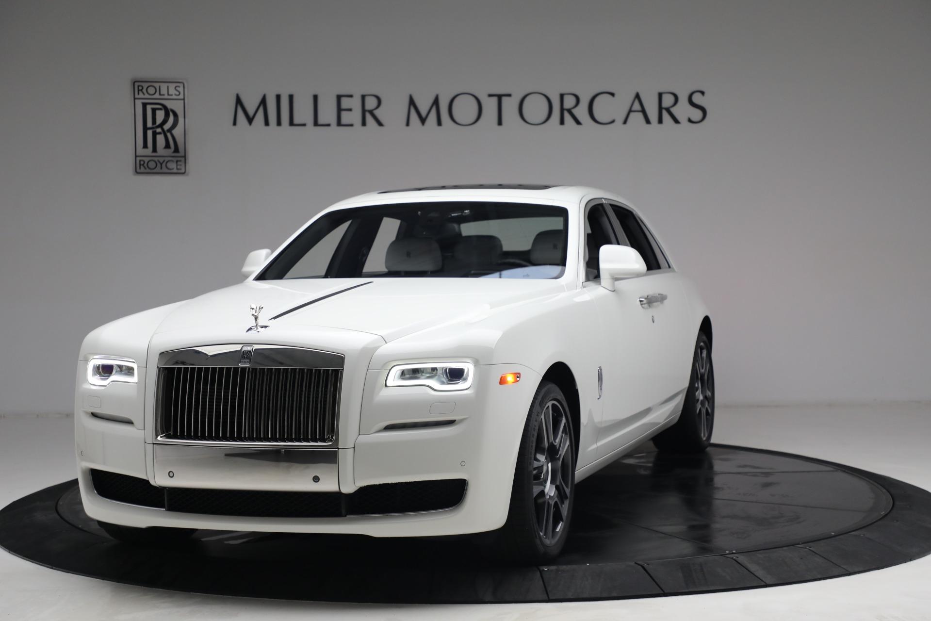 Used 2017 Rolls-Royce Ghost for sale $219,900 at Rolls-Royce Motor Cars Greenwich in Greenwich CT 06830 1