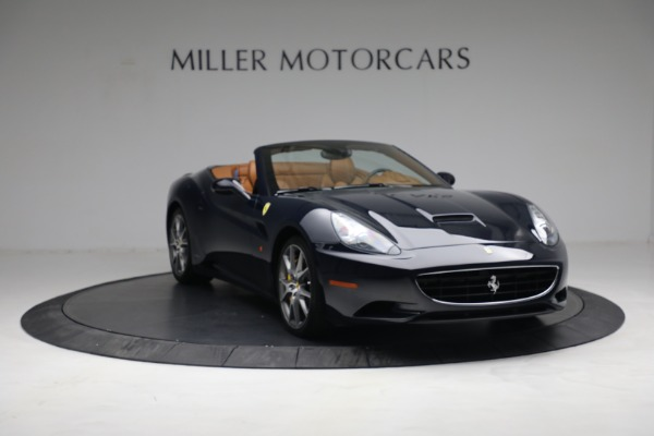 Used 2010 Ferrari California for sale Call for price at Rolls-Royce Motor Cars Greenwich in Greenwich CT 06830 11