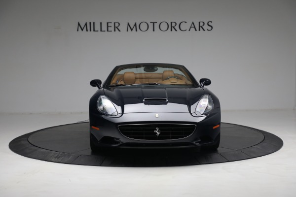 Used 2010 Ferrari California for sale Call for price at Rolls-Royce Motor Cars Greenwich in Greenwich CT 06830 12