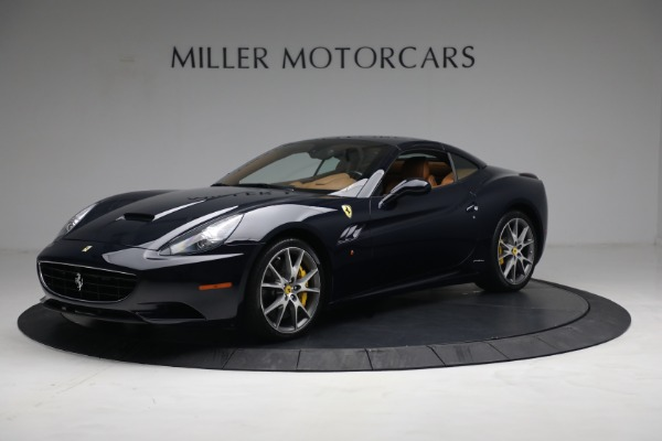 Used 2010 Ferrari California for sale Call for price at Rolls-Royce Motor Cars Greenwich in Greenwich CT 06830 13